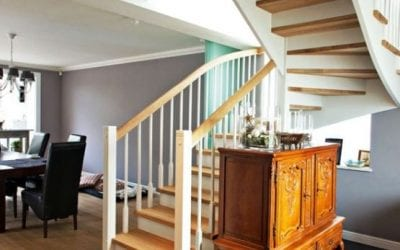 Unsere Highlight-Treppen: Die Color-Wangentreppe Weil